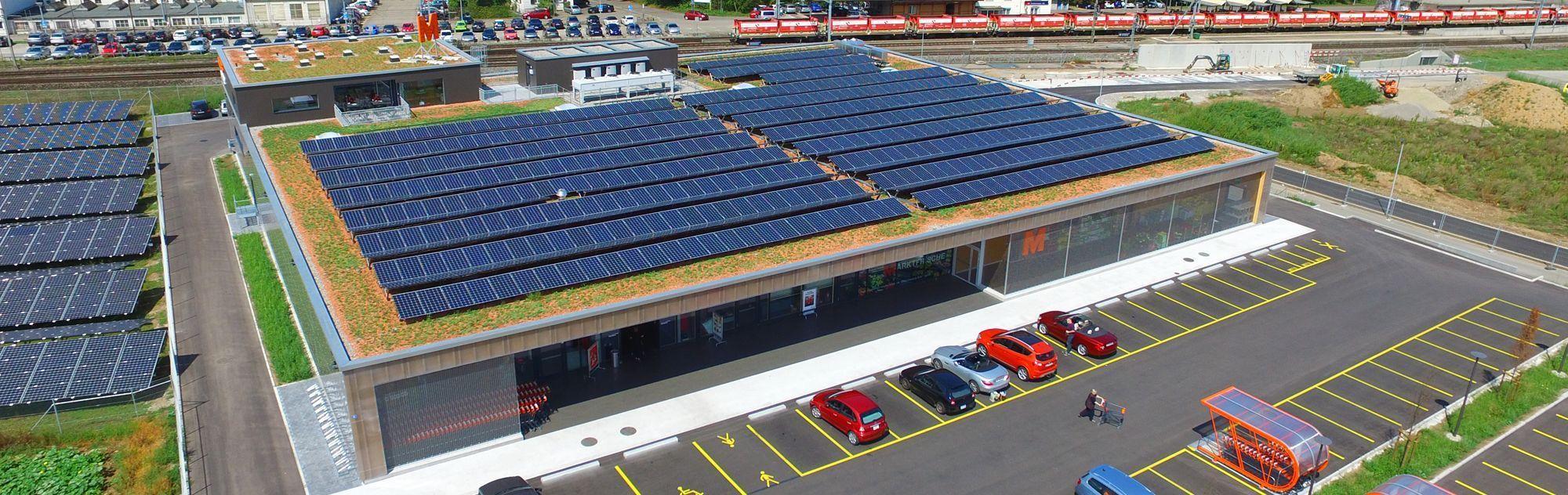Photovoltaikanlagen Firmenkunden