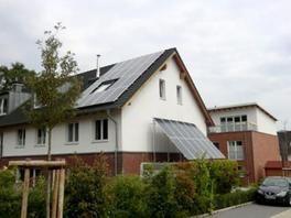 Eigenheim - Zentralsolar
