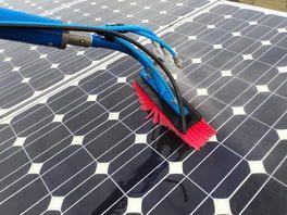 ZSD Solar PV Service Reinigung